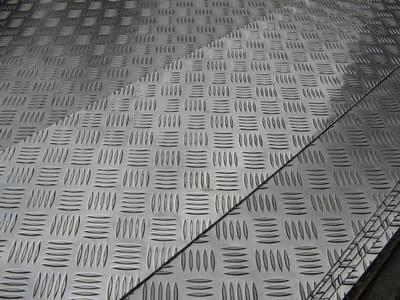 Алюминиевый лист рифленый цена за лист